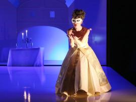 Sonia de Munck. Concierto Fantochines - Conrado del Campo , 2015