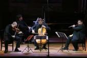 Trío Arbós y Álvaro Octavio Díaz. Concierto Sinfonías nº 1 y nº 2 - Las sinfonías de Beethoven en arreglos de cámara , 2013