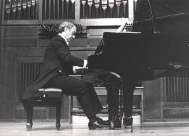 Julián López Gimeno. Concierto El recuerdo de la infancia , 1989