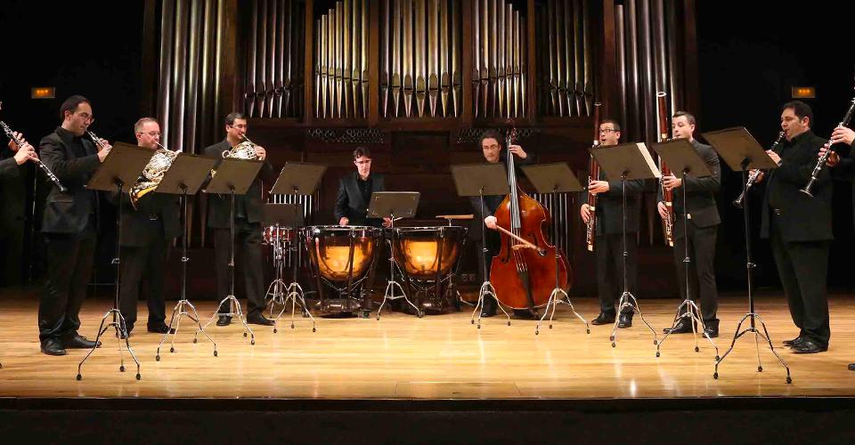Harmonie XXI. Concert Symphony nº 7 - Las sinfonías de Beethoven en arreglos de cámara