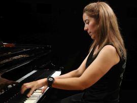 Miriam Gómez-Morán. Concierto Sinfonía nº 8 - Las sinfonías de Beethoven en arreglos de cámara , 2014