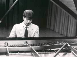 Graham Jackson. Recital de piano , 1989