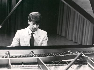 Graham Jackson. Recital de piano