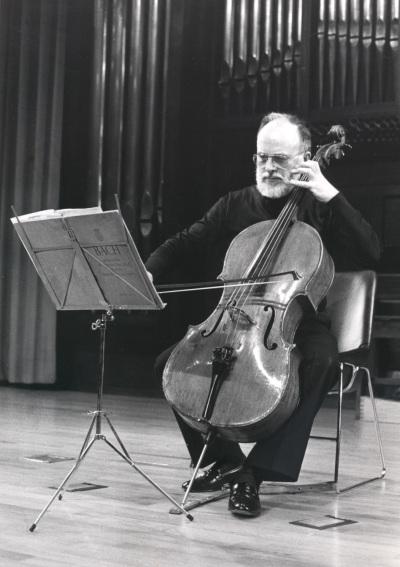 Pedro Corostola. Concierto Alrededor del violonchelo