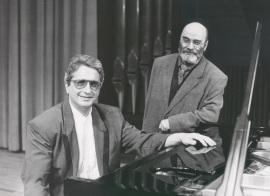 Jean Pierre Dupuy y Luis de Pablo. Concierto monográfico con obras de Luis de Pablo - [Concierto especial 26] , 1990