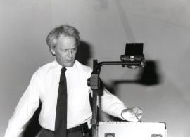 Richard Peto. Conferencia Worlwide Strategies for Cancer Control - Nuevas perspectivas en la investigación del cáncer, 1999