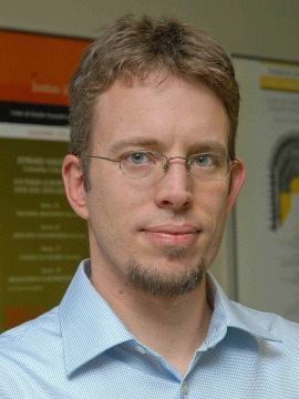 Erik Wibbels. Profesor de seminario. Curso 2006-07, 2006