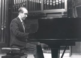 Fernando Puchol. Recitales para Jóvenes, 1990