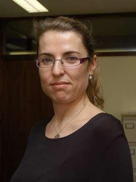 Dulce Manzano Espinosa. Investigadora postdoctoral, 2008