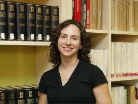 Luz Marina Arias. Investigador postdoctoral, 2010