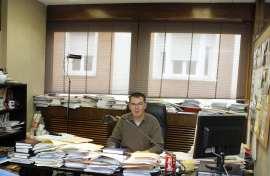 Andrew Richards. Profesor de CEACS, 2011