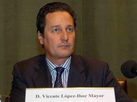 Vicente López-Ibor Mayor. Homenaje a Cruz Martínez Esteruelas, 2006