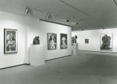 Exposición Picasso, 1977