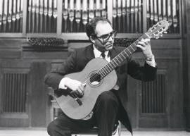 José Luis Rodrigo. Concierto Joaquín Rodrigo y su época , 1990