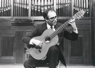 José Luis Rodrigo. Concierto Joaquín Rodrigo y su época