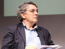 Andrés Trapiello. Presentación del libro Españoles Eminentes. José Ortega y Gasset de Jordi Gracia, 2014