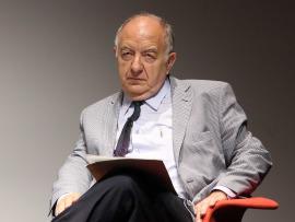 Ricardo García Cárcel. Presentación del libro Bartolomé de las Casas, de Bernat Hernández, 2015