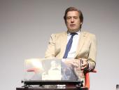 Javier Gomá Lanzón. Presentación del libro Bartolomé de las Casas, de Bernat Hernández, 2015