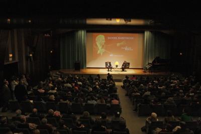 Daniel Barenboim en diálogo con Jesús Ruiz Mantilla. Autobiografía Intelectual