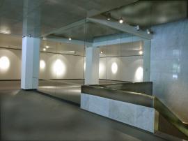 Sala de exposiciones, 2009