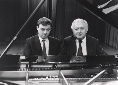 Fernando Turina y Miguel Zanetti. Concierto Mozart: integral de la obra para dos pianos y piano a cuatro manos