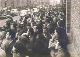 Entierro de Juan March Ordinas, 1962