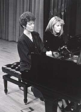 Eulalia Solé y Judit Cuixart. Concierto Mozart: integral de la obra para dos pianos y piano a cuatro manos , 1991