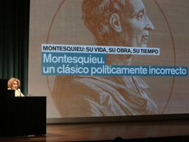 Carmen Iglesias. Montesquieu. Un clásico políticamente incorrecto, 2015