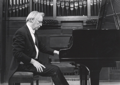Jan Wijn. Concierto Piano: música para la mano izquierda