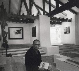 Fernando Zóbel. Colección de Arte Abstracto Español, de Cuenca., 1967