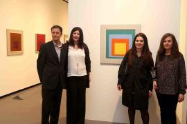 José Enrique Moreno, Maite Álvaro, Laura Martínez de Guereñu y María Toledo, 2014