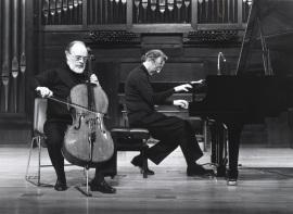 Pedro Corostola y Manuel Carra. Concierto Fantasías, paráfrasis y glosas sobre óperas , 1991