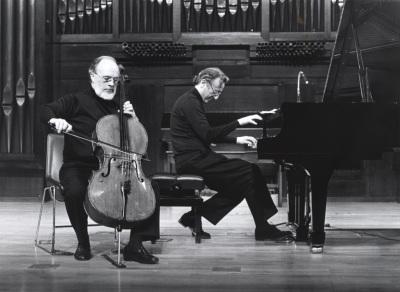 Pedro Corostola y Manuel Carra. Concierto Fantasías, paráfrasis y glosas sobre óperas