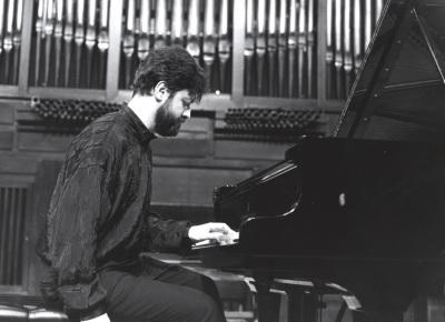 Albert Nieto. Concierto Piano: música para la mano izquierda