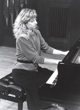 Mariana Gurkova. Recitales para Jóvenes, 1991