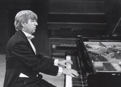 Ramón Coll. Concierto Música para una exposición: Monet