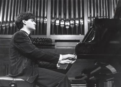 Eleuterio Domínguez. Recital de piano