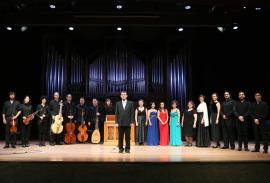 Alumnos de Canto Histórico de la Escuela Superior de Canto de Madrid  y Alumnos del Real Conservatorio Superior de Música de Madrid. Recital de canto , 2015