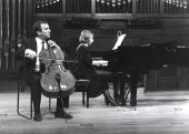 Dimitar Furnadjiev y Zdravka Radoilska. Concierto Sergei Prokofiev. Música de cámara , 1991