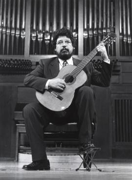 Gerardo Arriaga. Concierto La españolada. Música española por compositores extranjeros , 1991