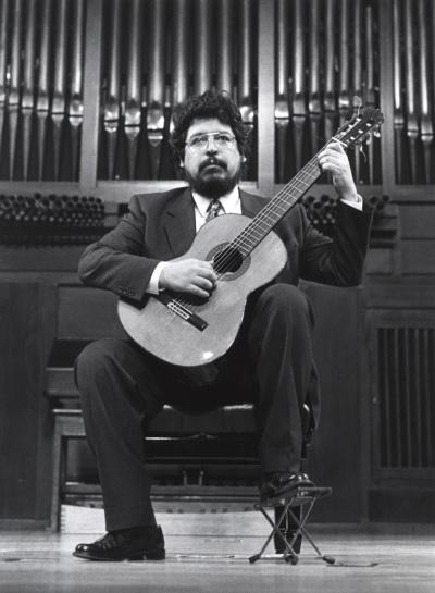 Gerardo Arriaga. Concierto La españolada. Música española por compositores extranjeros