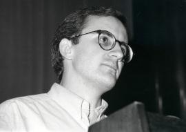 Antonio E. Lauzurica. Concierto Aula de (Re)estrenos [9] , 1991