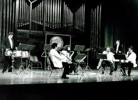 Cuarteto Orpheus. Concierto Aula de (Re)estrenos [9] , 1991