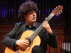 Samuel Diz. Recital de guitarra, 2016