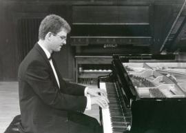 Ángel Gago Bádenas. Recital de piano , 1992