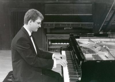 Ángel Gago Bádenas. Recital de piano