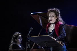 Miriam Gómez-Morán y Clara Sanchis. Melodramas.  Liszt dramaturgo, 2016