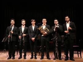 Quinteto Ricercata. Recital de música de cámara, 2016
