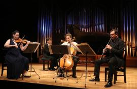 Cecilia Bercovich, Juan Carlos Garvayo, José Luis Estellés Dasí y José Miguel Gómez. Misticismo - Serenidad: músicas para meditar , 2016