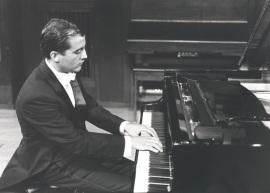 Carlos Melero. Recital de piano , 1992